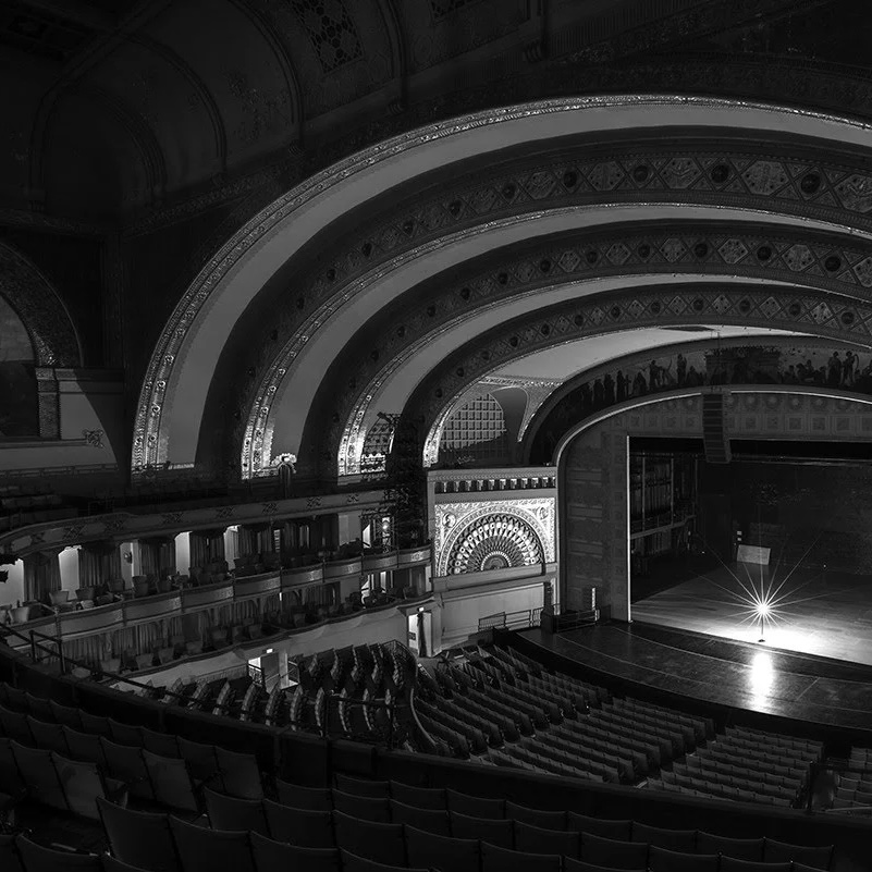 Every Theatre Has a Ghost