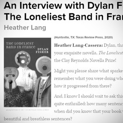 The Loneliest Band in France