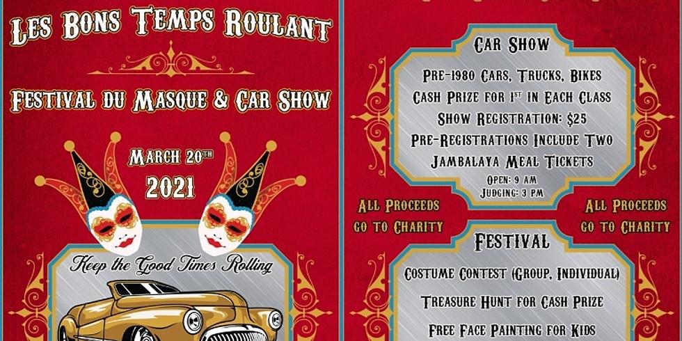 Temps Roulant Car Show