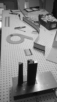 produkcja liter przestrzennych