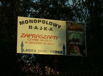 tablice reklamowe konin