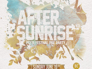 D-THER live @ Psy-Fi festival Preparty