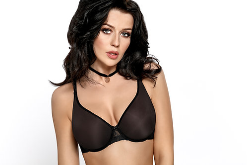 Gorsenia - She spacer bra (Black)