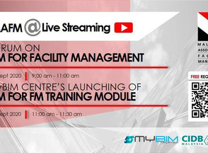Forum on BIM for Facilities Management