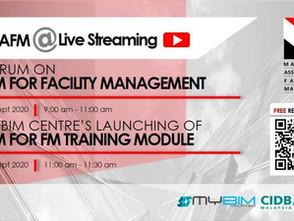 Forum on BIM for Facilities Management