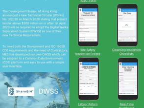 Digital Works Supervision System (DWSS)