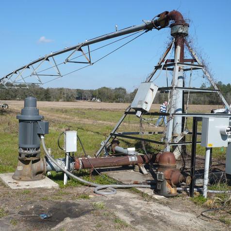 Pump & Panel Configuration