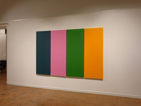 Sonia Costantini - Il colore oltre il colore