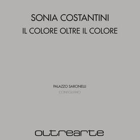 Sonia Costantini. Il colore oltre il colore
