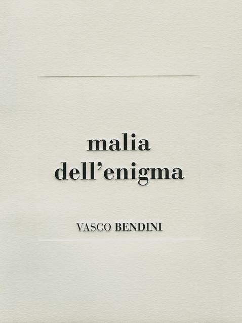 Vasco Bendini