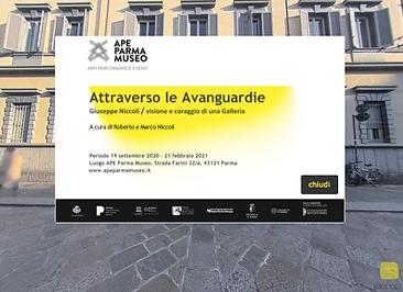 Attraverso le Avanguardie - Virtual Tour