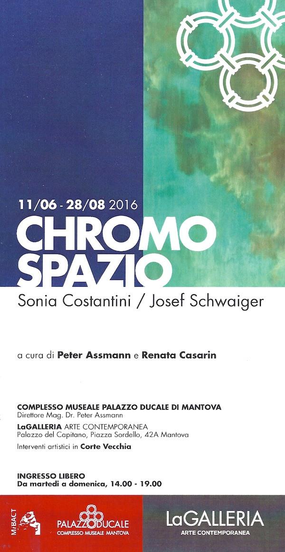 Sonia Costantini Chromospazio