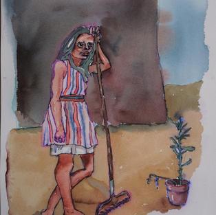 The Tragic Gardener