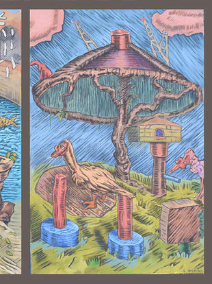 Nagasaki Sketchbook II