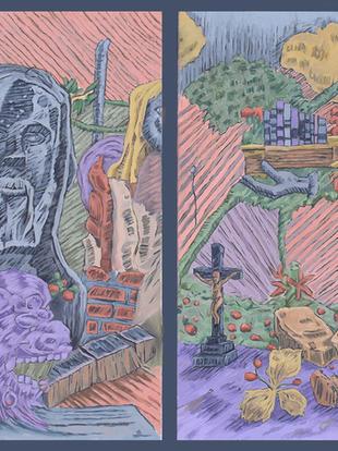 Nagasaki Sketchbook IV