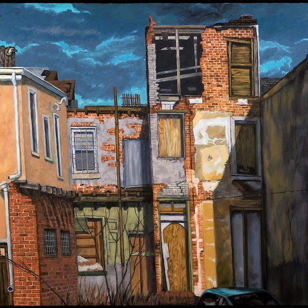 Baltimore Ruins I