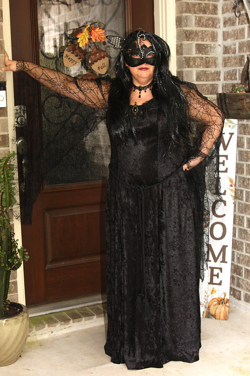 Dark Enchantress Costume
