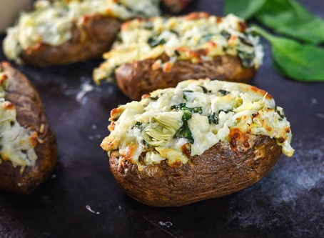 Baked PATATOES