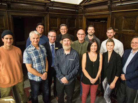 2018 Mayor's Awards for the Arts Nominee Finalists Announced