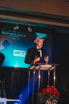 James MacDonald, WCT Artistic Director