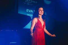 Eva Tavares, main stage entertainer