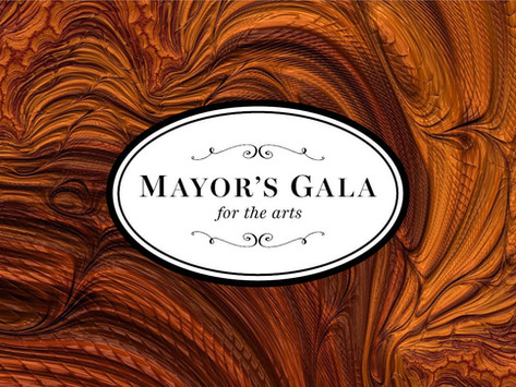 A Note about the 2021 Mayor's gala for the Arts