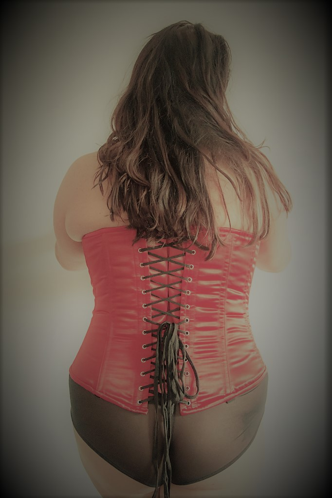 Red Corset 12 Burlesque