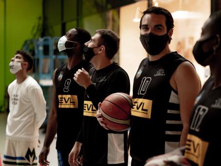 EVL Baskets in der Werkstatt