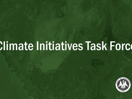 CSRS Advises Climate Initiatives Task Force on Climate Actions for the State of Louisiana