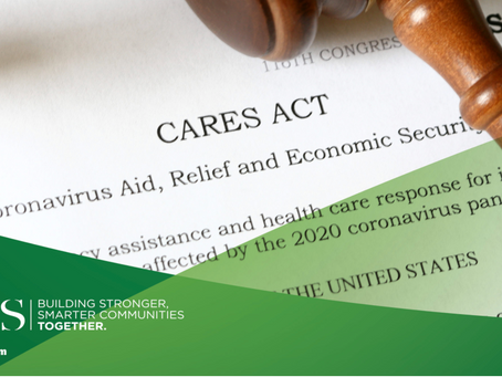 The CARES Act: Breakdown and Highlights for Public and Non-Profit Entities