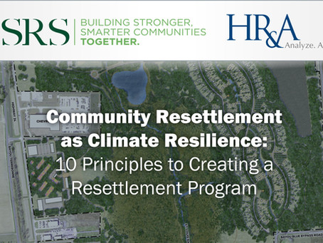 Community Resettlement as Climate Resilience