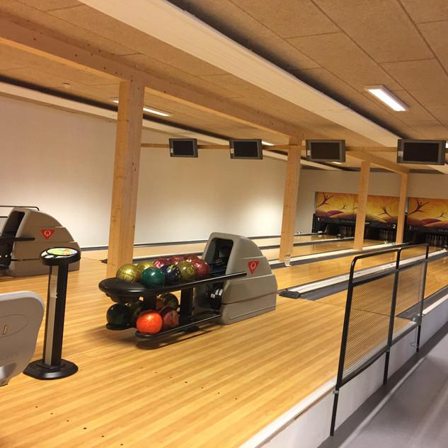 bowling jumpalot legeland