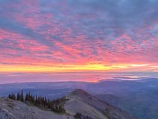 Sunrise, Puget Sound