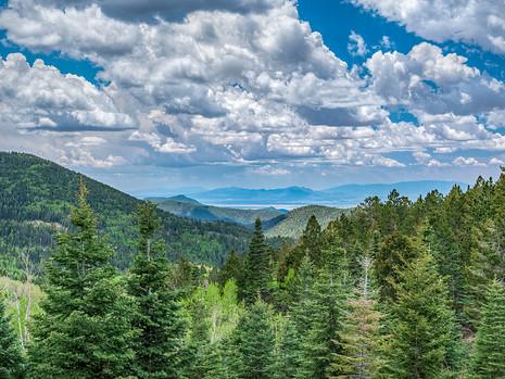 Santa Fe View