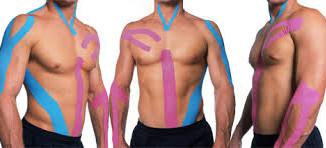 Bandagem Elástica Kinesio