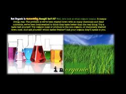10. Organic Vs. Inorganic