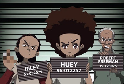 Boondocks (Rated R)