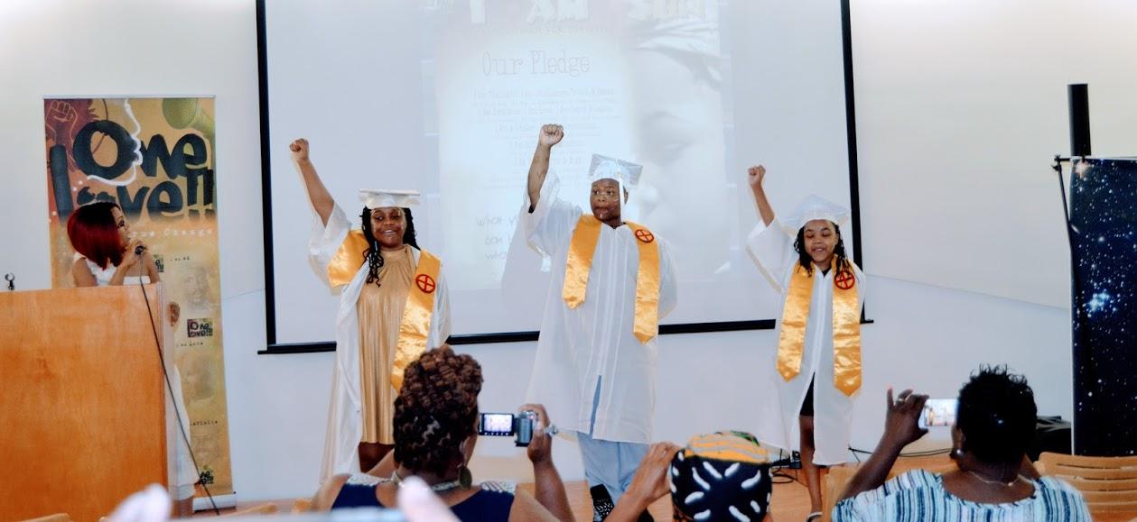 I Am Sun Graduation, The Bolivarian Hall