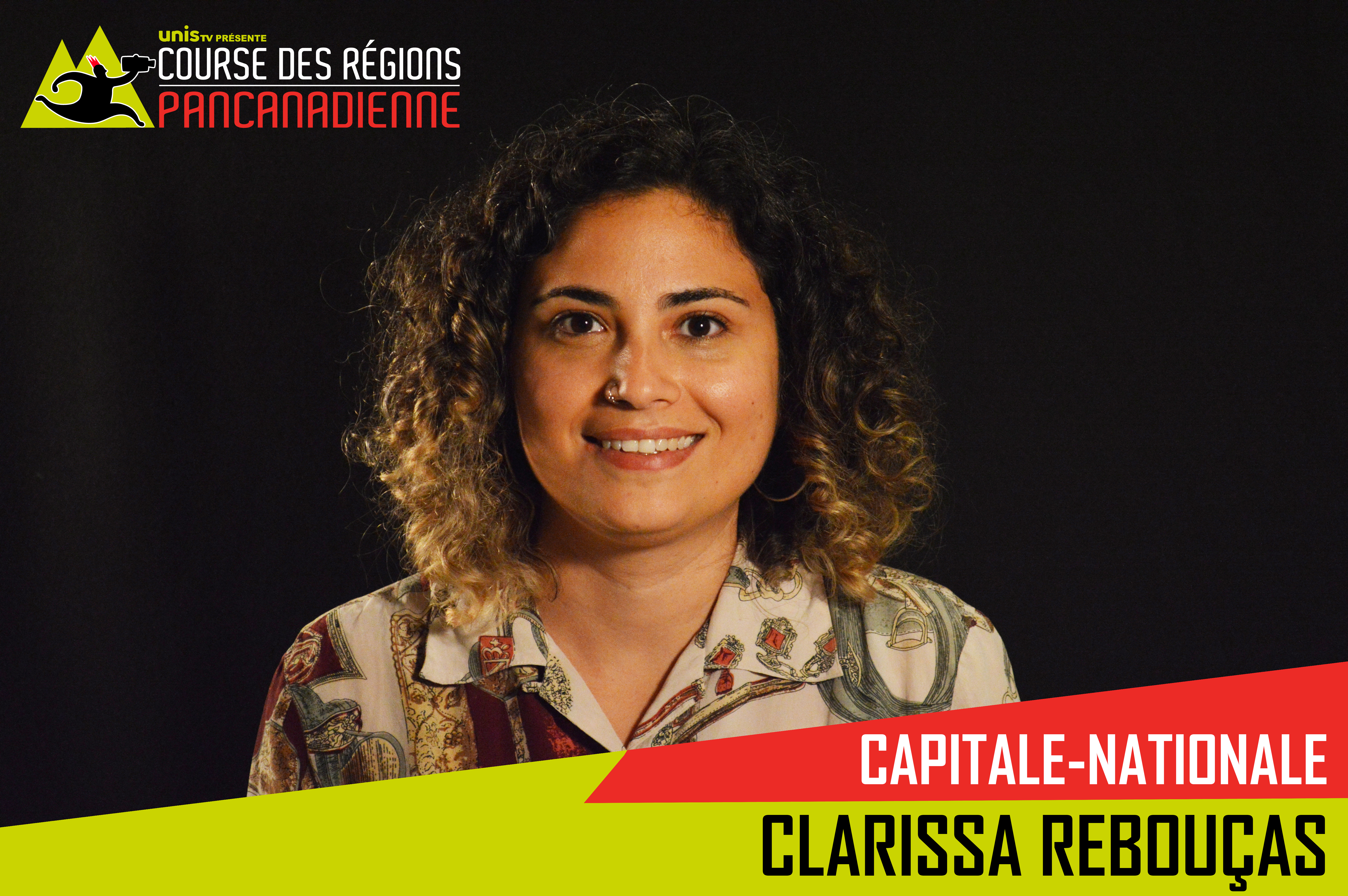 1. Clarissa Reboucas
