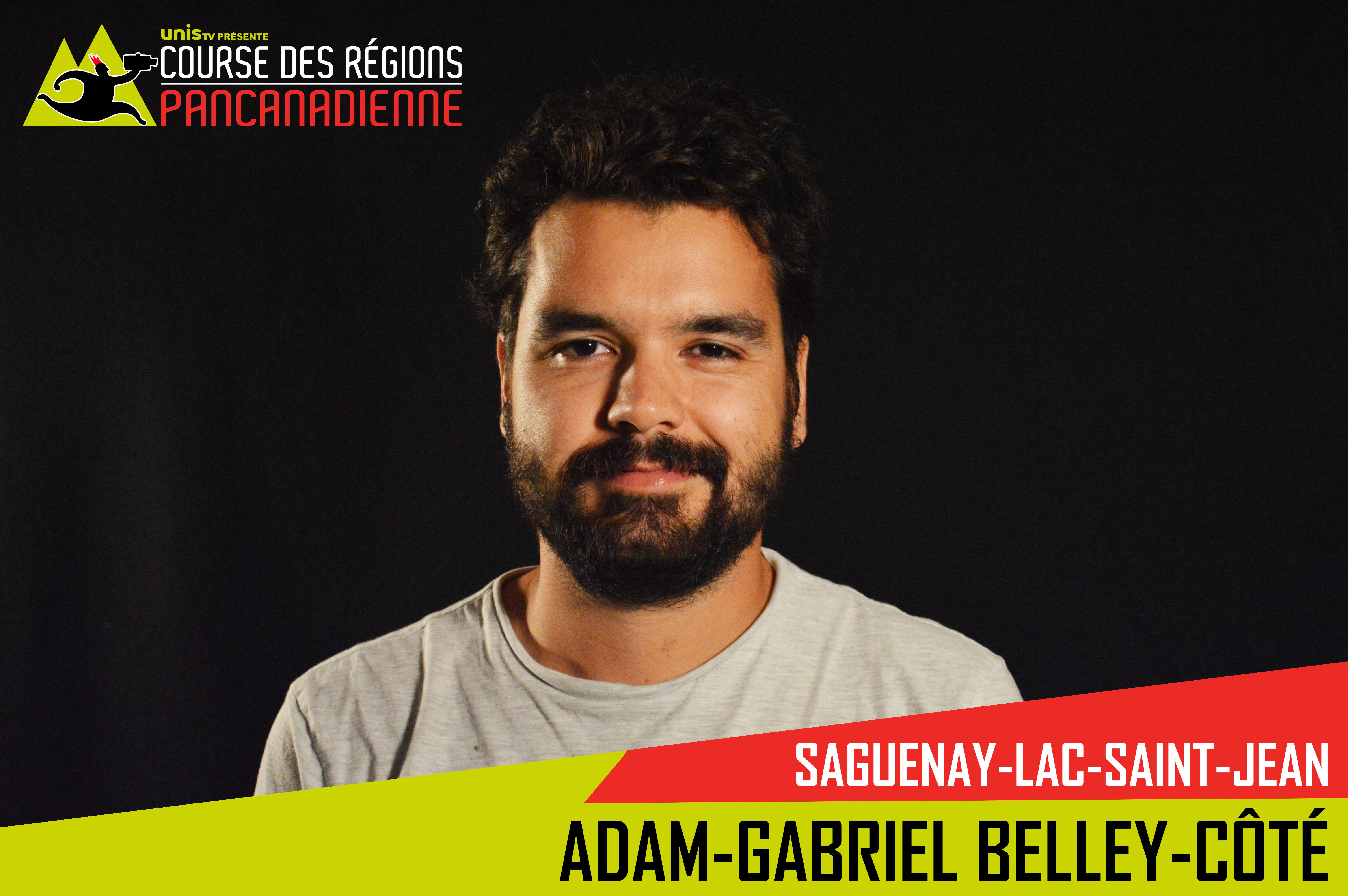 1. Adam-Gabriel Belley-Côté