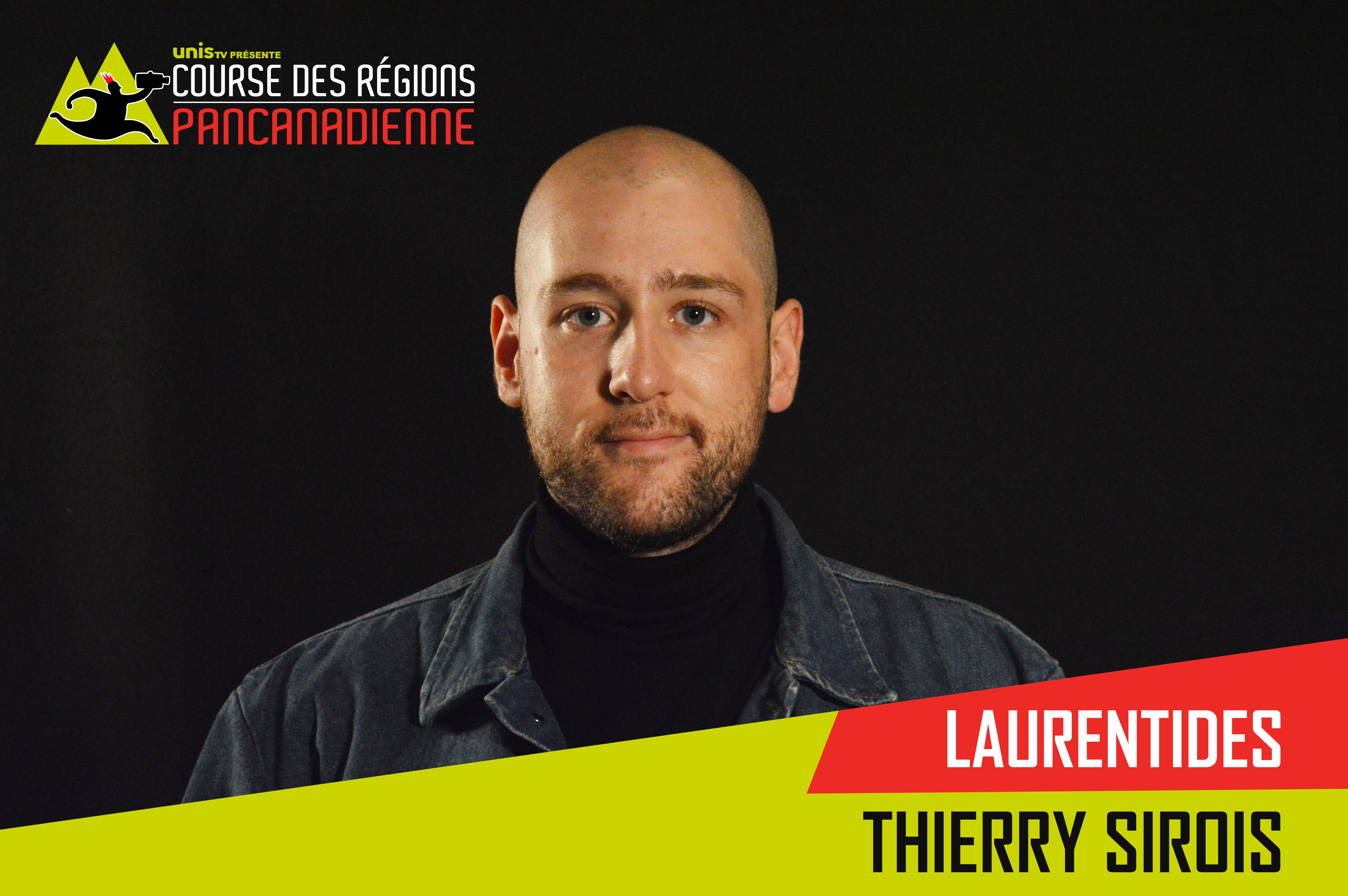1. Thierry Sirois
