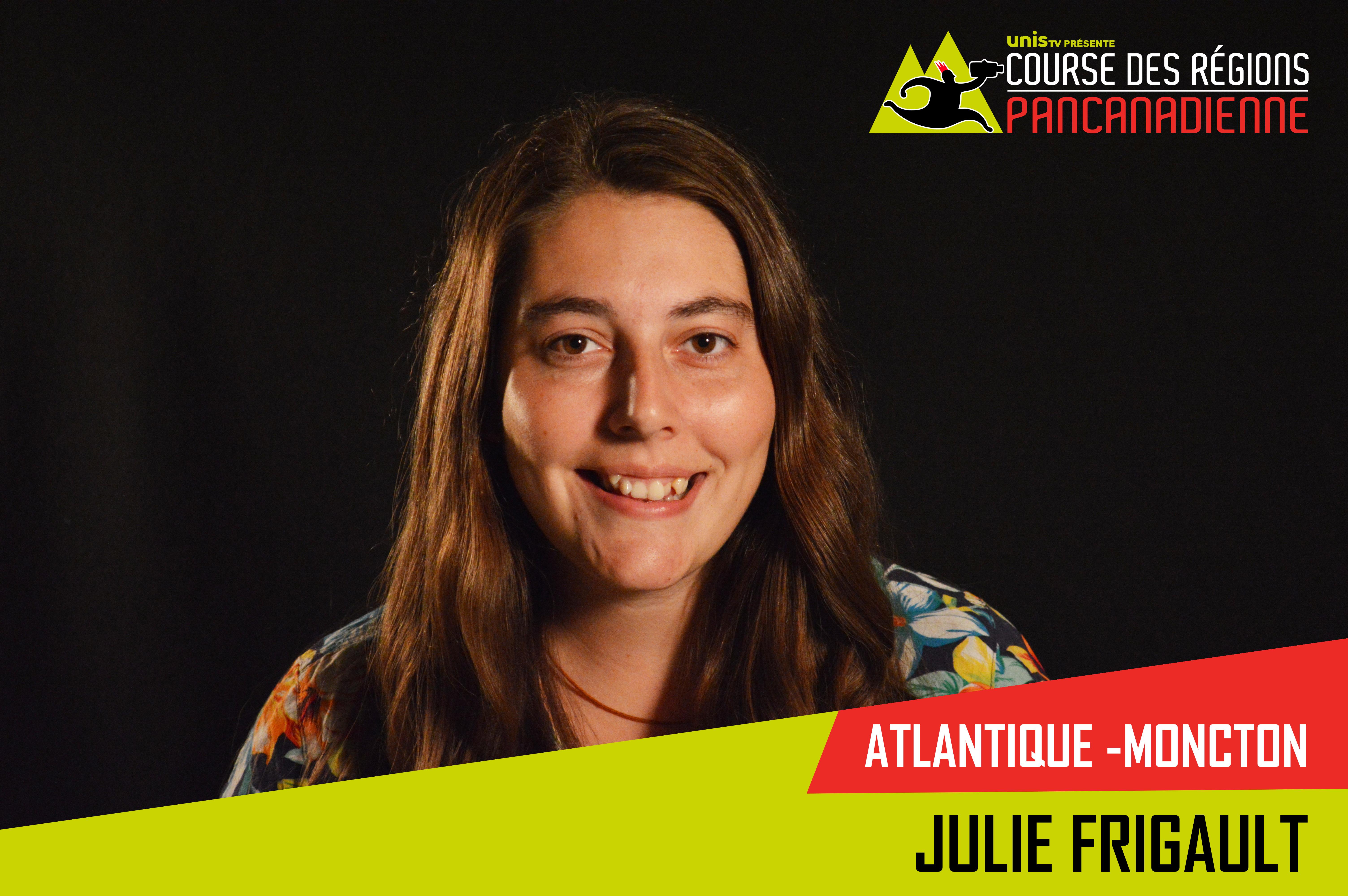 1. Julie Frigault