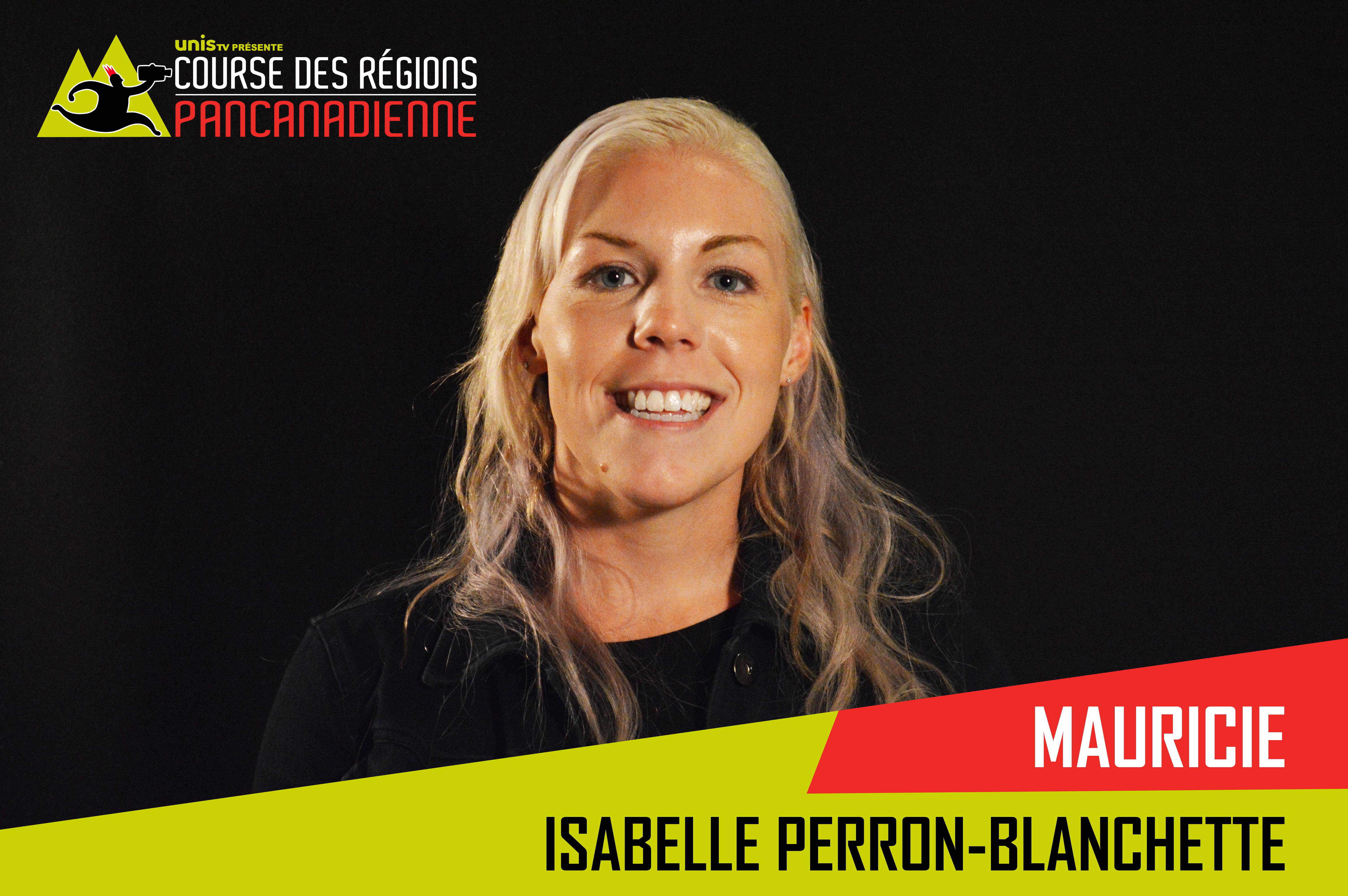1. Isabelle Perron-Blanchette