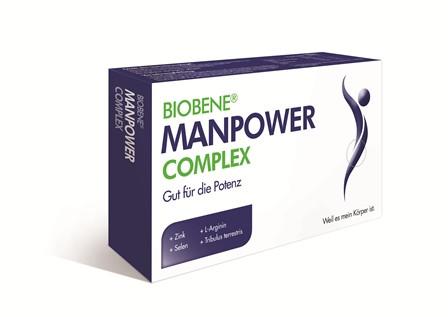 Biobene Manpower-Complex
