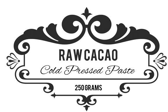 Raw Cacao Paste