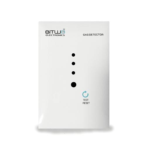 Detector De Gas Lp, Natural, Humo Y Monoxido De Carbono | Bitwo Modelo B1