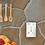 Thumbnail:  Detector De Gas Lp, Natural, Humo Y CO Baterías De Respaldo  | Bitwo Modelo B1+