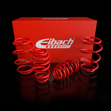60MM RACELINE EIBACH PRO KIT SPRINGS | RED