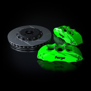 Raceline Forge 380 mm Big Brake Kit | Green