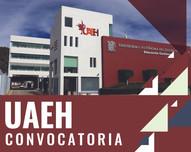 Convocatoria Universidad Autónoma del Estado de Hidalgo